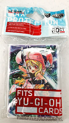 Yugioh Max Protection MANGA WITCH 60ct Count Card Sleeves Deck Protectors