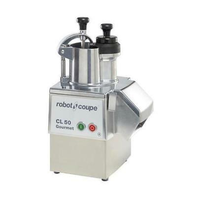 Robot Coupe Veg Prep Machine CL50 Gourmet, No Discs Included, Commercial Kitchen