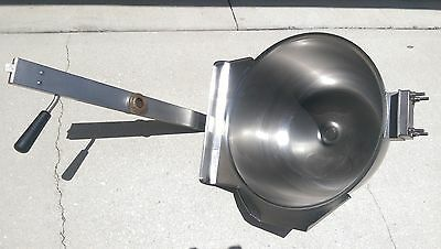 Hobart Hcm 450 Vertical Chopper Bowl Excellent Condition, Part # 00-122245