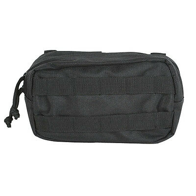 VOODOO TACTICAL UTILITY Pouch - Black - mil spec MOLLE pouch NEW ... 83f5df1fa5f14