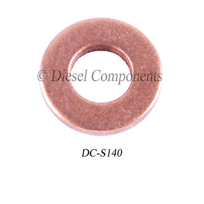 Ford Transit Bus 2.2 TDCi Denso Common Rail Diesel Injector Washers Seals Pk 4