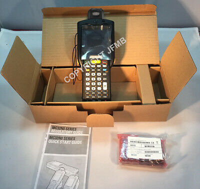 Zebra Motorola MC32N0 Wireless Android Mobile Computer Barcode Scanner Handheld