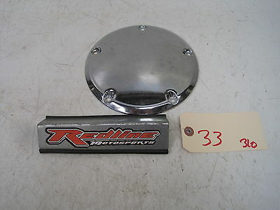 Harley Davidson Softail Derby Cover 25415-99