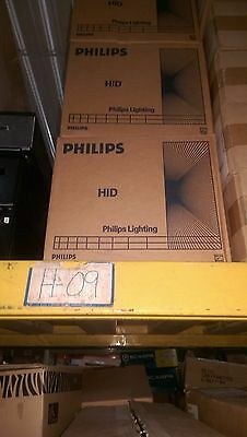 Lot of 6 Philips 400w Mercury Vapor Lamps H33CD-400-6PK