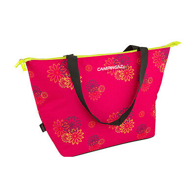 Nevera Pink Daisy Shopping Cooler 15L - Campingaz