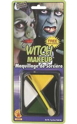 Wicked Witch Adult Child Makeup Halloween Costume Make Up Accessory