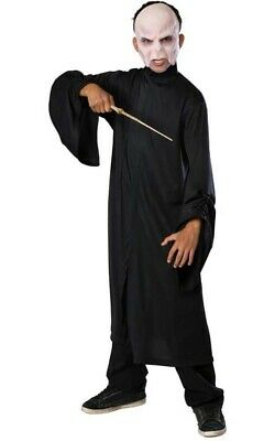 Licensed Voldemort Harry Potter Wizard Child Boys Halloween Book Week Costume