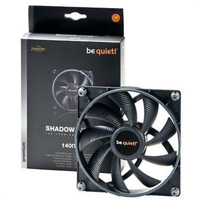 be quiet! Shadow Wings SW1 140x140x25 PWM PC Gehäuse Lüfter 140mm BL027