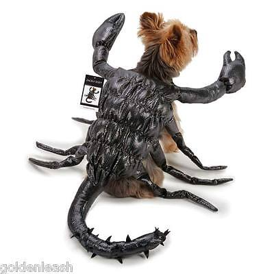 Scorpion Dog Halloween Costume, USA Seller, All Sizes, Zack & Zoey