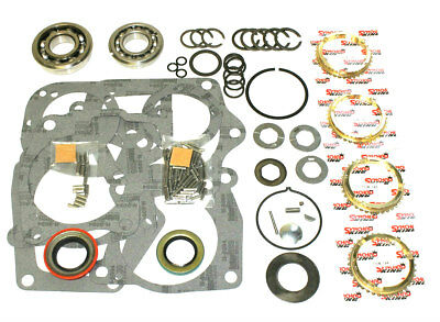 Borg Warner T10 4 Speed Rebuild Kit 1957-1966 GM, Ford - BK166AWS
