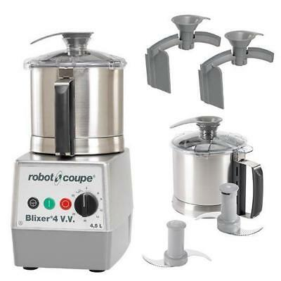 Robot Coupe Blixer  4VV Package, 4.5L, Blender / Mixer, Commercial Kitchen