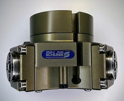 Schunk (DPZ-Plus series) DPZ+50-2 304406 3-finger concentric gripper pneumatic