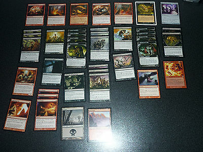 MtG Magic the Gathering Madness Flashback Deck