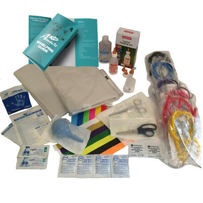 Abnoba Original Budget Whelping Kit © Box Liners Puppy Dog ID Collars 62+ Items