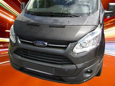 FORD TRANSIT CUSTOM TOURNEO since 2012 BONNET BRA STONEGUARD PROTECTOR
