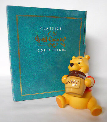 1996 Walt Disney Classics Collection Winnie the Pooh-Time for Something Sweet