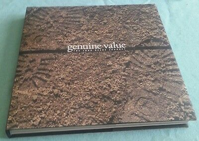 """Genuine Value: The John Deere Journey"" 1st Edition July 2000"