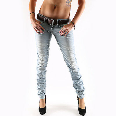 G STAR RAW ELVA tapered wmn Damen Jeans Hose Röhre W L 26 27
