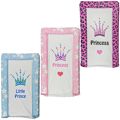 Princess & Princes Soft Baby Changing Mat Padded Little Star Deluxe 79 x 46 new