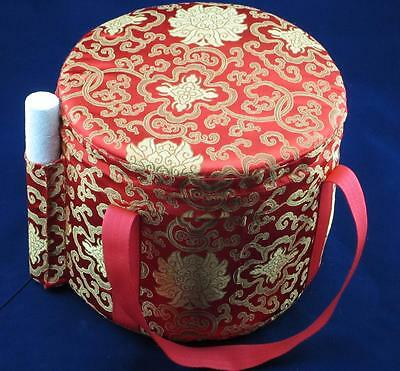 Carrying Case for 5-6 Inch Crystal Singing Bowls