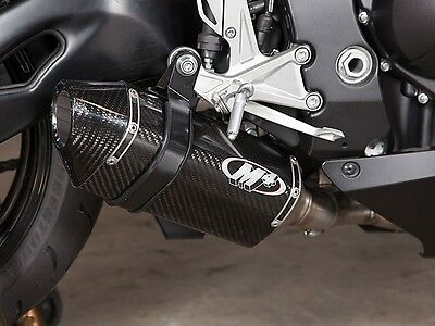 M4 Exhaust Honda CBR1000RR 08-15 Full System with Carbon MC36 muffler