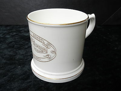 Commemorative China Mug - Dover Sunday School Centenary - 1880