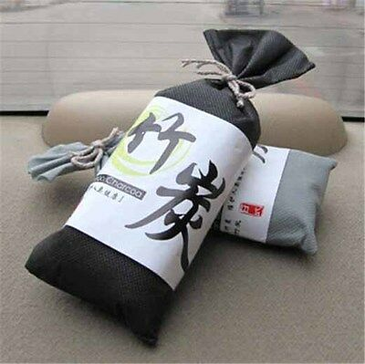 New Environmental Bamboo Charcoal Activated Carbon Air Freshener Odor Deodorant