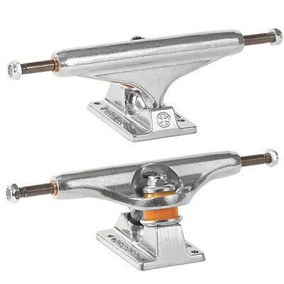 New Stage 11 Independent 169 Silver/silver 6 hole plate Skateboard Trucks