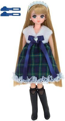 Takara Tomy Licca Doll stylish dress set coordinates after-school style