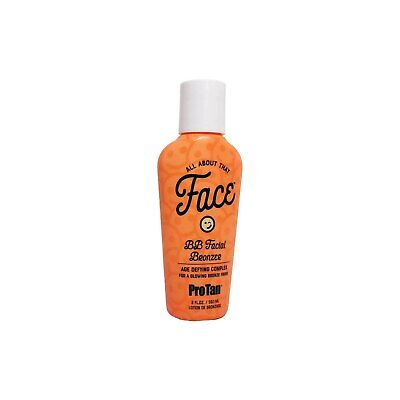 Pro Tan Flawless Faces Fragrance Free Tanning Facial Cream Aloe Vera - 59ml
