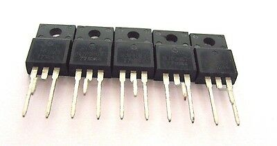 5PCS RJP30E2 (600V) Encapsulation:TO-220,Silicon N Channel IGBT High Speed