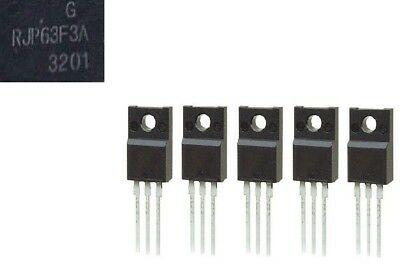 5PCS RJP63F3A Encapsulation:TO-220,Silicon N Channel IGBT High Speed