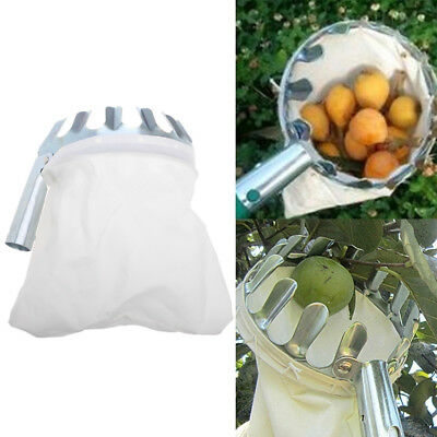 Convenient Portable Horticultural Fruit Picker Gardening Apple Pear Peach Tools