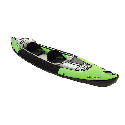 Kayak Hinchable Kcc380 Yukon 2 P - Sevylor
