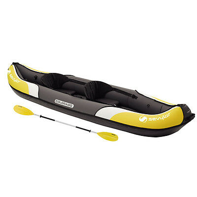 Kayak Hinchable New Colorado Kit 2P - Sevylor