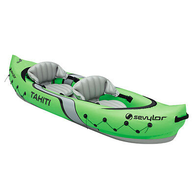 Kayak Hinchable Tahiti 2P - Sevylor