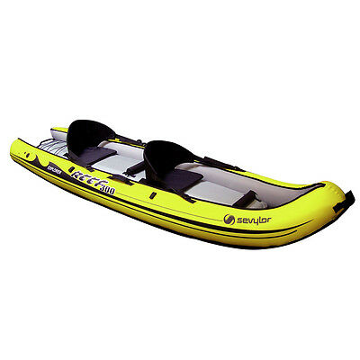 Kayak Hinchable Reef 300 2P Pro - Sevylor