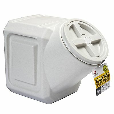 Vittles Vault Airtight Stackable Pet Food Container 40 Lbs