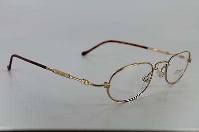 Dupont Brille / Eyeglasses DP MD516 Gold  23KT GP