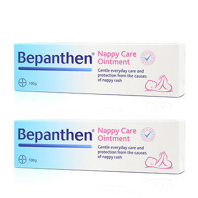 Bepanthen Nappy Care Ointment 100g x2