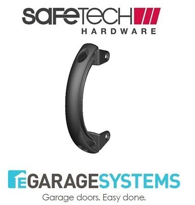 Safetech Gate Handle Black SHDL-150