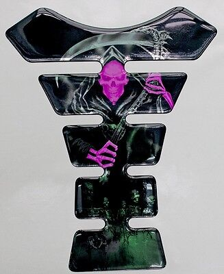 Pink Grim Reaper 3D Resin Tank Pad Limited Edition
