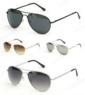 Retro Aviator Sunglasses Vintage Multi-color New Men Women Fashion Frame Glasses