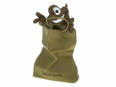 The Turds Figurines - BAG OF SH*TE - Brand NEW in Box and Log Book 2