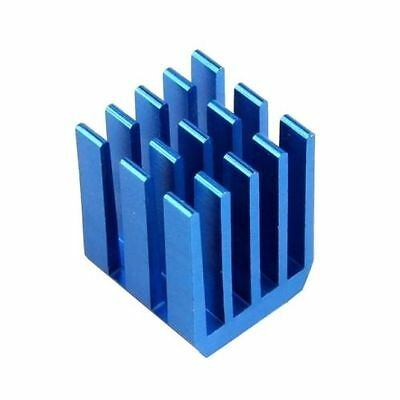 5pcs Aluminum Heatsink Cooling Block w/ Adhesive Pads for Raspberry Pi
