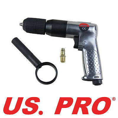"US PRO 1/2"" Dr Professional Reversible Keyless Air Drill 8211"