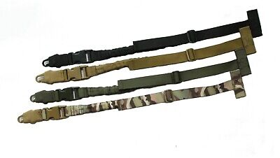 Viper Modular MOLLE bungee rifle sling with QR coyote, green, black, VCAM (MTP)