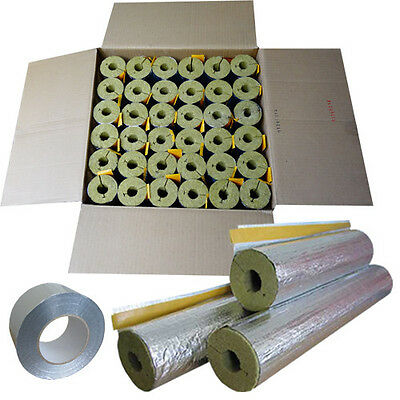 Rock Isolation Pipe Insulation Pipe Insulation Foil-Laminated Vpe Full Boxes