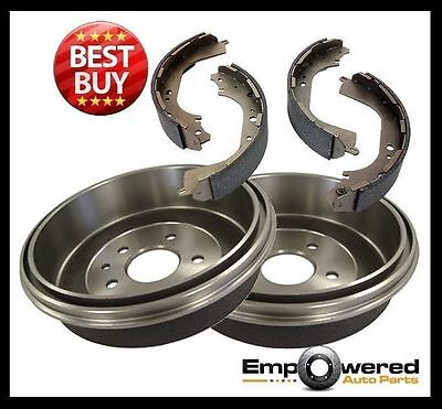 Toyota Hilux 4WD VZN167 172 8/2002-2/2005 REAR BRAKE DRUMS + BRAKE SHOES RDA1744