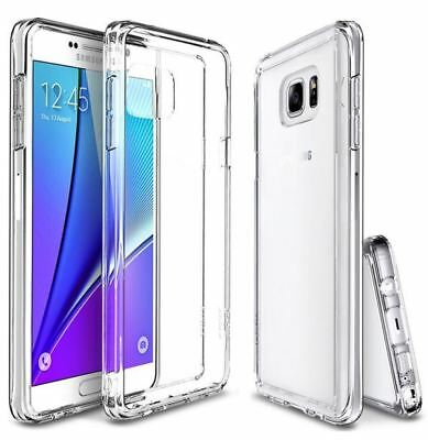 Slim Soft Crystal Clear Transparent Gel Case Cover For Samsung Galaxy Note 5 8